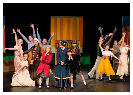 Hi-Liners Musical Theatre